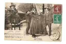 La Bourreio D'Aubergno - La Finale - 5884 - Danses