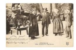 La Bourreio D'Aubergno - Présentation Des Dames - 5885 - Danses