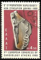 GREECE- GRECE - HELLAS 1968: .set Used - Grèce