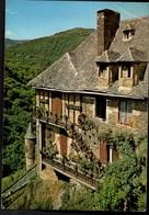 CONQUES En ROUERGUE Vieille Maison Fleurie CPSM De 1965 TBE - France