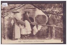 TYPES DU CENTRE - LE FOUR COMMUN - TB - Centre-Val De Loire