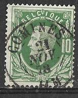 8S-808: N°30:  COMINES - 1869-1888 Lying Lion