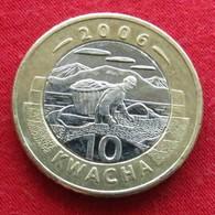 Malawi 10 Kwacha 2006 KM# 58 *V2 - Malawi