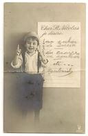 11 - Cher Saint Nicolas Je Désire :... Enfant - Saint-Nicolas