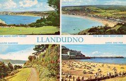 CARTOLINA  LLANDUDNO - Pays De Galles