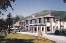 Postcard Scafell Hotel Rosthwaite Borrowdale Nr Keswick Cumbria My Ref  B23245 - Cumberland/ Westmorland