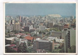 JOHANNESBURG, Skyscrapers & Mine Dumps, South Africa, 1964 Used Postcard [22360] - South Africa