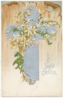 A Joyful Easter, 1912 Postcard - Easter