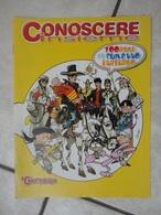 Conoscere Insieme - Opuscolo - 100 Anni Di Fumetto Italiano -  IL GIORNALINO - Libri, Riviste, Fumetti