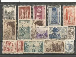 FRANCE COLLECTION  LOT  No 4 1 3 3 8 - 1900-27 Merson