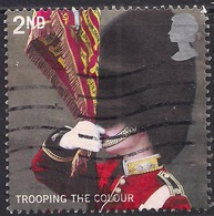 GB 2005 QE2 2nd Class Trooping Of The Colour  Used  SG 2540   ( H698 ) - 1952-.... (Elizabeth II)