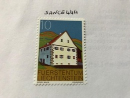 Liechtenstein Definitives 0.10f 1978 Mnh - Liechtenstein