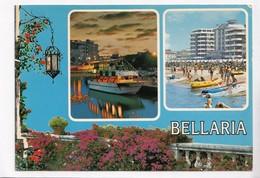 BELLARIA, Italy, 1987 Used Postcard [22366] - Rimini