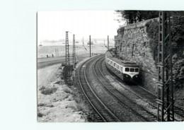 TURQUIE - TURQUEY - ISTANBUL - Ligne Sirkeci à Uzunkopru électrifié  Halkali - PHOTOGRAPHE ROBERT PETIT - ATLAS-PHOTO - Photos