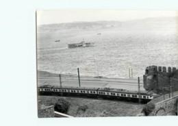 TURQUIE - TURQUEY - ISTANBUL - Ligne Sirkeci à Halkali  - Muraille De La Marmara- PHOTOGRAPHE ROBERT PETIT - ATLAS-PHOTO - Photos