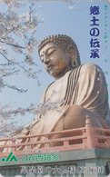 Télécarte Japon / 290-44045 - RELIGION - BOUDDHA De KAMAKURA Nara - Japan Phonecard - 287 - Culture