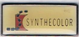 SYNTHECOLOR - ( Colorants Et Additifs Pour Thermoplastiques) - Marques