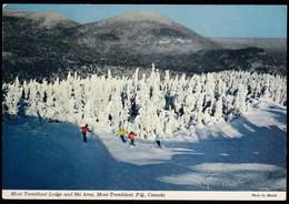 Canada Tremblant 1975 / Mont Tremblant Lodge And Ski Area - Toronto