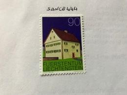 Liechtenstein Definitives 0.90f 1978 Mnh - Liechtenstein