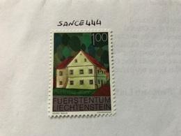 Liechtenstein Definitives 1f 1978 Mnh - Liechtenstein