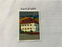 Liechtenstein Definitives 1.50f 1978 Mnh - Liechtenstein
