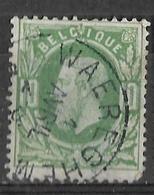 8S-804: N°30:  WAEREGHEM - 1869-1888 Lying Lion