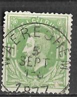 8S-803: N°30:  WAEREGHEM - 1869-1888 Lying Lion
