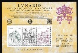 Vatikaan 1982 Blok Nr 4 **, Zeer Mooi Lot K880 - Timbres