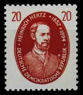 DDR 1957 Nr 576 Postfrisch SF83CDE - [6] République Démocratique
