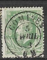 8S-799: N°30: Dc: COMINES - 1869-1888 Lying Lion