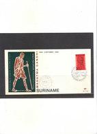 Suriname  Mohatma Gandhi - Mahatma Gandhi