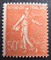 R1692/390 - 1924 - TYPZ SEMEUSE LIGNEE - N°199 NEUF** - 1903-60 Semeuse Lignée