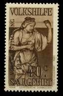 SAARGEBIET 1934 Nr 199 Postfrisch X78B07E - Ungebraucht