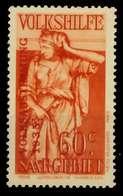 SAARGEBIET 1934 Nr 200 Postfrisch X78B076 - 1920-35 Saargebiet – Abstimmungsgebiet