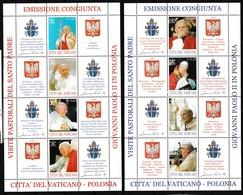 Vatikaan 2004 Nr 1334/41 **, Zeer Mooi Lot 4101 - Vatican
