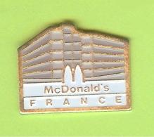 Pin's Mac Do McDonald's France - 8BB27 - McDonald's