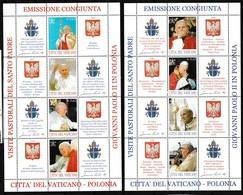 Vatikaan 2004 Nr 1334/41 **, Zeer Mooi Lot 4102 - Timbres