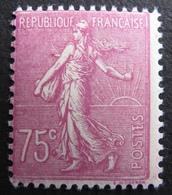 R1692/393 - 1924 - TYPE SEMEUSE LIGNEE - N°202 NEUF** Cote : 11,80 € - 1903-60 Semeuse Lignée