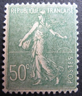 R1692/396 - 1924 - TYPE SEMEUSE LIGNE - N°198 NEUF* - Cote : 7,50 € - 1903-60 Semeuse Lignée