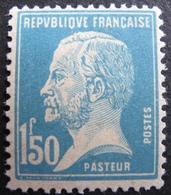 R1692/402 - 1923 - TYPE PASTEUR N°180a NEUF** FAUX DE MARSEILLE - Cote : 50,00 € - 1922-26 Pasteur