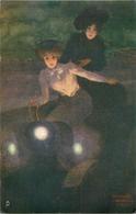 CPA ILLUSTRATEUR; RAPHAËL KIRCHNER - édit; Raphael TUCK N° 598 - Kirchner, Raphael