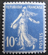 R1692/403 - TYPE SEMEUSE N°279a (IV) NEUF** - TRES BON CENTRAGE - Cote : 10,00 € - 1906-38 Semeuse Camée