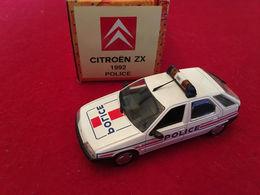 Citroën ZX 1992 Police 1/43 Norev - Norev