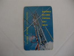 Rádio Adventist World Radio ( In English ) Portugal Portuguese Pocket Calendar 1982 - Calendriers
