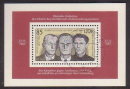 DDR ,  Bl.70 , O  (3959) - [6] République Démocratique