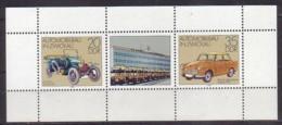 DDR, Automobile  2412/13 KB  , Xx  (4320) - [6] République Démocratique