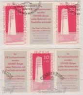 DDR  783 B + Zf  , O  (4376) - [6] République Démocratique