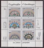 DDR  3057/62 KB  , Xx  (4399) - [6] République Démocratique