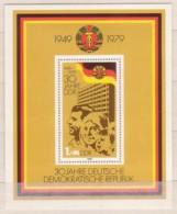 DDR , Block 56 , Xx  (4408) - [6] République Démocratique