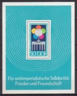 DDR  , Block 38 , Xx  (4417) - [6] République Démocratique